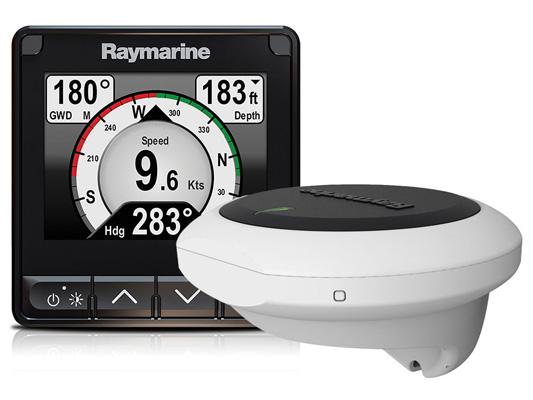 Raymarine AXIOM Подключение по NMEA2000 и SeaTalk