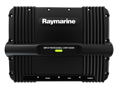 Raymarine AXIOM Сверхмощный Black Box сонар