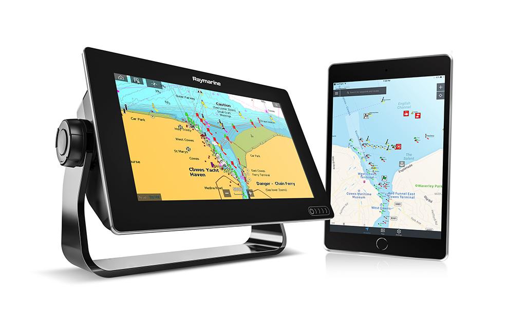 Мобильная платформа Raymarine LINK