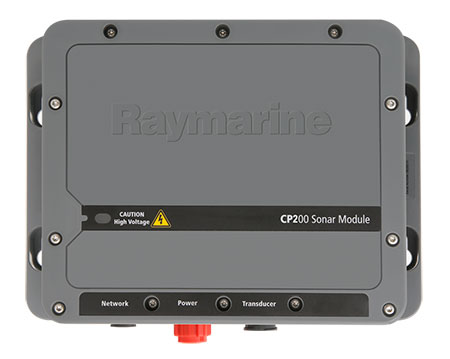 Raymarine CP200 CHIRP SideVision Sonar