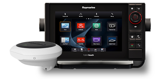 Автопилоты Evolution Raymarine eS Series