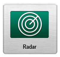 Raymarine gS Series Радар