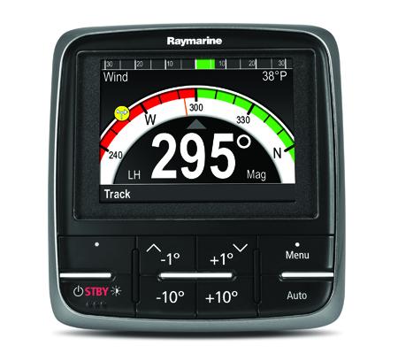 Дисплей управления Raymarine p70