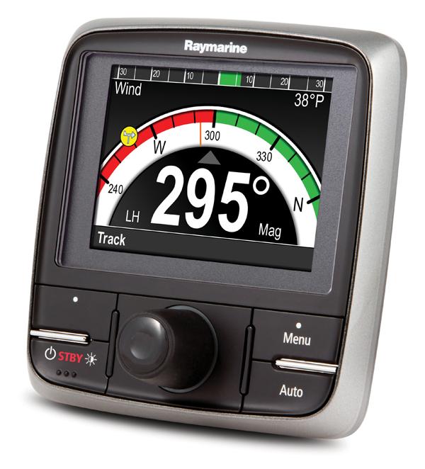 Дисплей управления Raymarine p70R