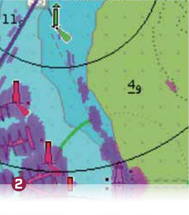 Стандартный радар с магнетроном