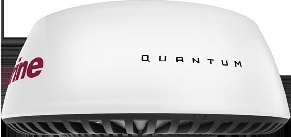 Raymarine Quantum: Энерго-эффективность и легкий вес