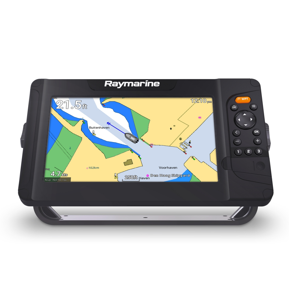 Element 7S Chart Plotter with Wi-Fi GPS No Chart No Transducer| E70531