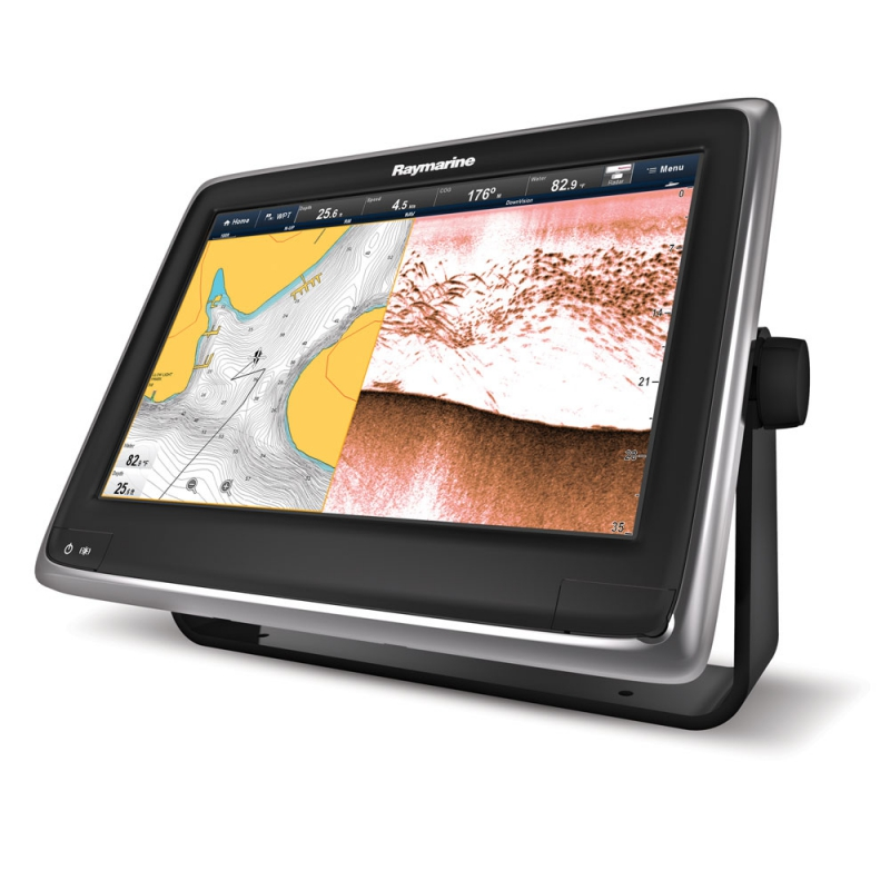 "a128 12"" Multifunctional Display with Built-in DownVision Fishfinder and Wi-Fi, No chart