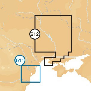 Small 5G612S2: DNIEPER RIVER| 5G612S2